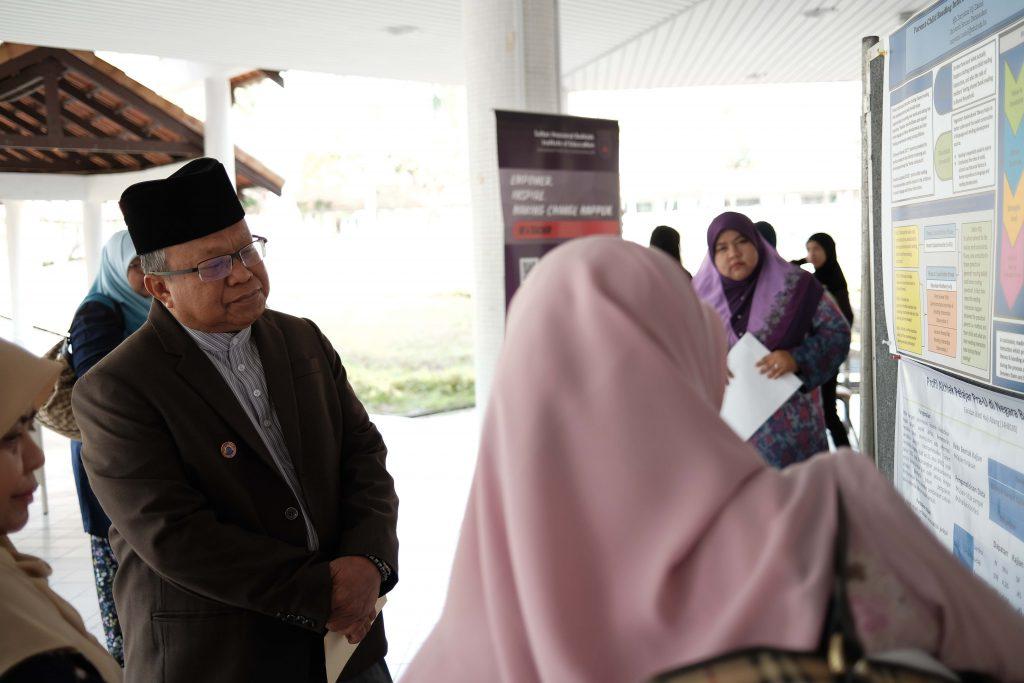 Associate Professor Ampuan Dr Hj Ibrahim Ampuan Tengah